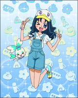 Puzzlun card Erika 3b
