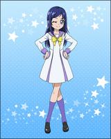 Puzzlun card Rikka 1
