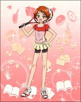 Puzzlun card Rin 3b