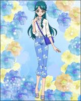 Puzzlun card Minami 3b