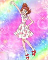 Puzzlun card Haruka 3a