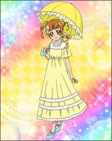 Puzzlun card Alice 3a