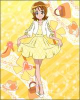 Puzzlun card Yuko 3b