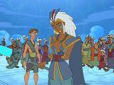 """Queen Kidagakash """"Kida"""" Nedakh"""