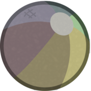 Zombie Beach Ball
