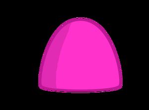 Gumdrop Body Transparent