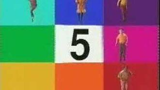 8 Kids Dance In 8 Squares