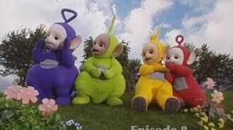 Teletubbies- B Treasure Hunt; Dipsy Erases Tinky-Winky