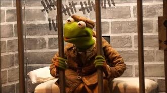 Muppets' Constantine Meets Fans At Disney's Hollywood Studios