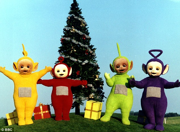 Po Saves Christmas   The Teletubbies And Their Fellow Friends Wiki ...