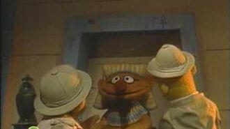 Sesame Street-Ethan Lee And Kumi Mizuno In a Pyramid
