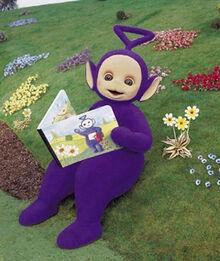 Tinky Winky's Joke Book