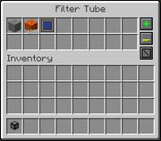 Filtertube-gui