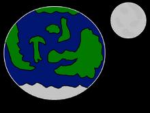 Pendivania with the Moon