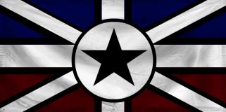 Realistic Kingdom Flag