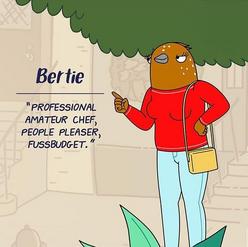 Bertie Songthrush