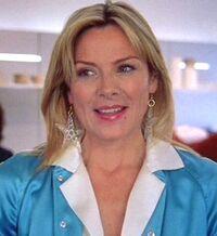 Kim Cattrall 2