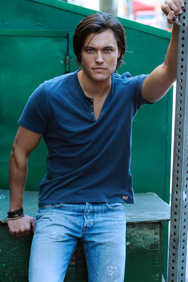 blair redford height weight
