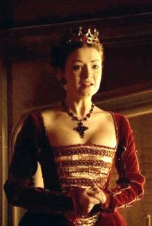 Sarah Bolger as Lady Mary Tudor in The Tudors.
