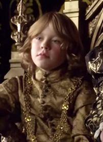 Prince Edward Tudor - The Tudors