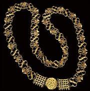 Coleridge collar