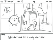 Jelly Beans Have Power storyboard