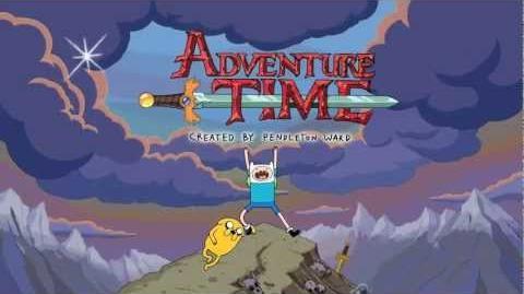 Hora de Aventura Abertura HD ( Dublado )
