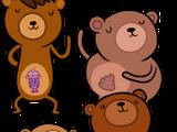Ursos Festeiros