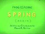 Temporada de Sapo: Primavera Outra Vez