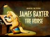 James Baxter, o Cavalo