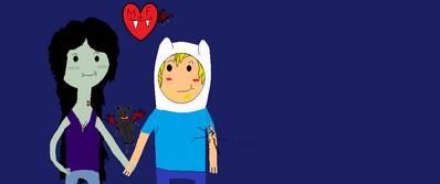 Marceline e finn