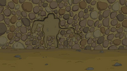 S1E13 BG Stone wall
