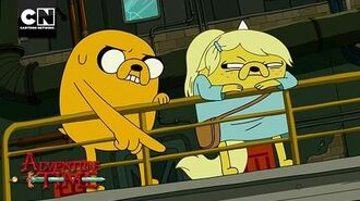 Welcome to Card Wars, Charlie Adventure Time Cartoon Network