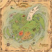 Mapa da Terra de Ooo