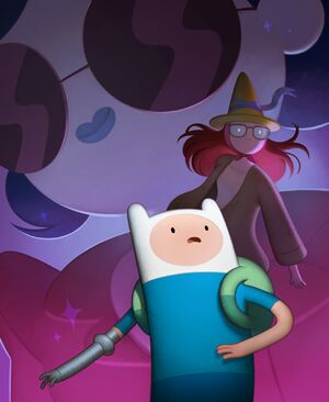 Adventure Time Elements Cover Art