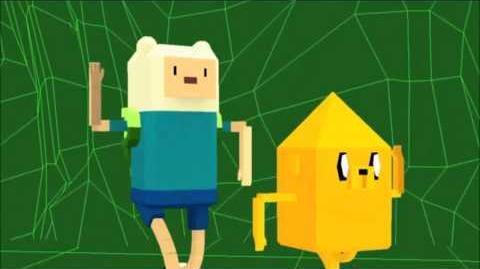 Finn e Jake - Meninos computadorizados