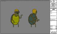 Modelsheet turtleperson1