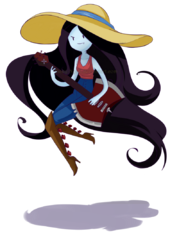 Adventure time marceline by vicky nyan-d566h4n