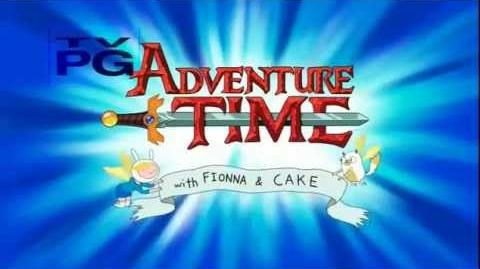 Hora de Aventura-EP 61 Fionna e Cake-Dublado