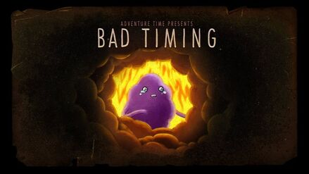 Bad Timing title card