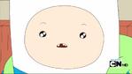 Rosto do Finn