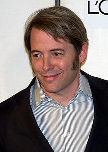 Matthew Broderick portrait 2009