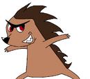 Amo the Porcupine
