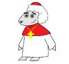 519px-Granny sheep