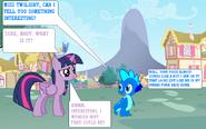 Twilight's Familiar Voice