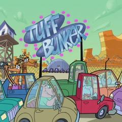 T.U.F.F. Test Bunker