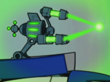 T.U.F.F. Turbo Laser