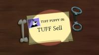 TUFF Sell (Title Card)
