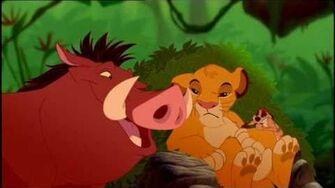 The Lion King - Hakuna Matata (HD)-0