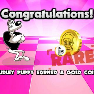 <i>Dudley's Victory Dance!</i>